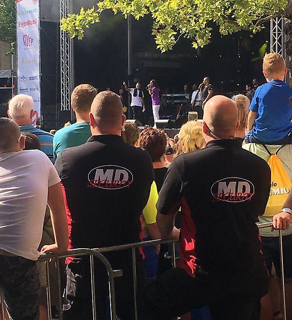 Evenementenbeveiliging - MD Security, beveiliging Den Bosch