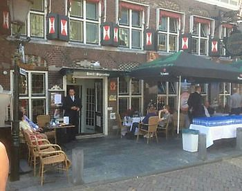MD Security aan het werk MD Security, beveiliging Den Bosch