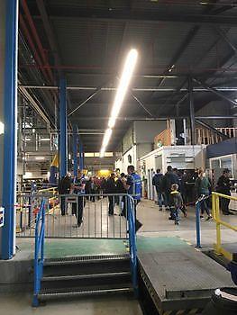 MD Security aan het werk MD Security, beveiliging Den Bosch
